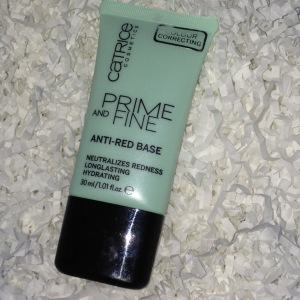 Anti-redness primer