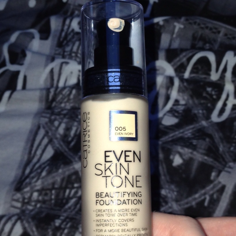 Even Skin tone foundation