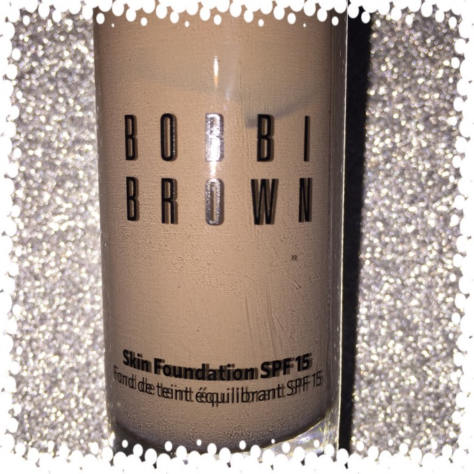 Bobbi Brown foundation pale